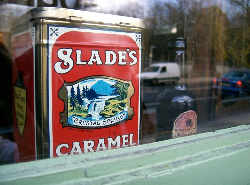Slade's Caramel