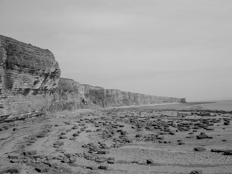 Monknash Beach