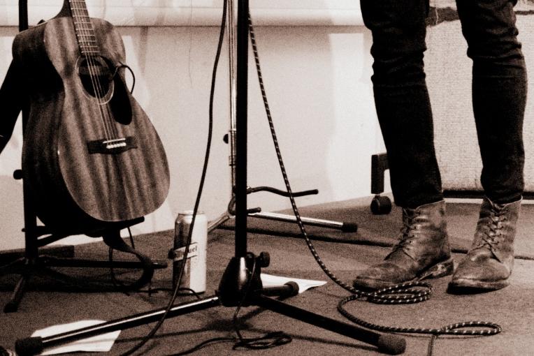 Folk Music Boots
